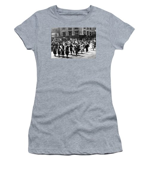 Victory Parade, 1920 Women's T-Shirt