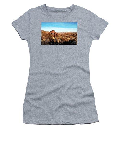 View Estate - Randsburg California Women's T-Shirt