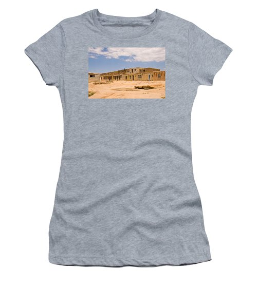 View From The Square Women's T-Shirt (Athletic Fit)