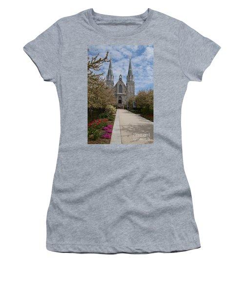 Villanova University Main Chapel  Women's T-Shirt