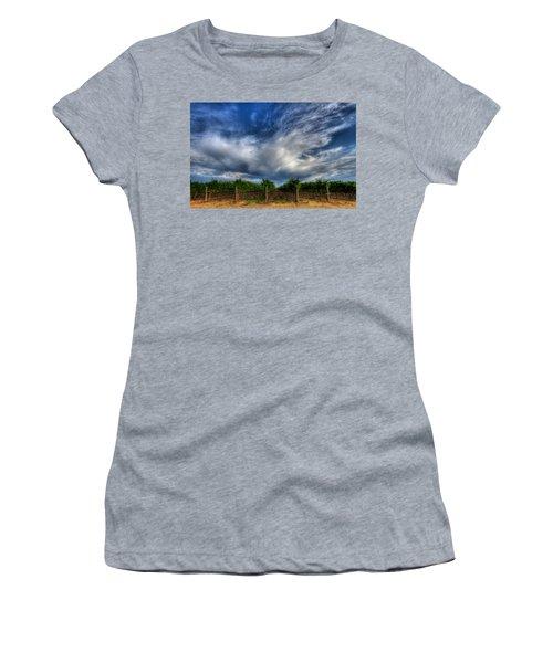 Vineyard Storm Women's T-Shirt