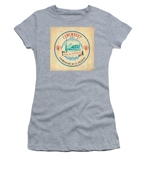 Vintage Cheese Label 3 Women's T-Shirt
