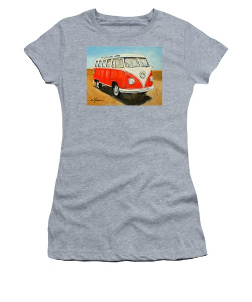 Vw Transporter T1 Women's T-Shirt