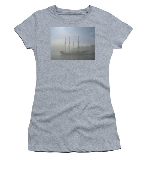 Waiting For The Tide Women's T-Shirt