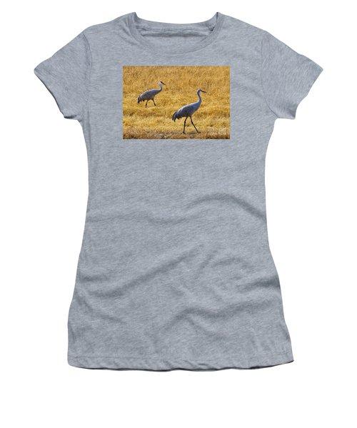 Walk This Way Women's T-Shirt