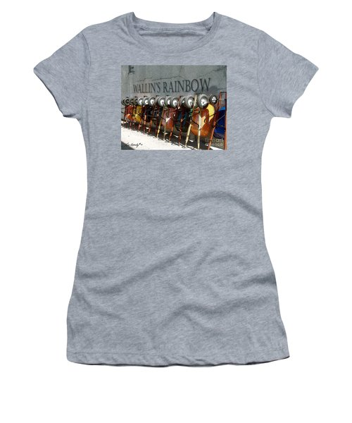 Wallin's Rainbow Women's T-Shirt
