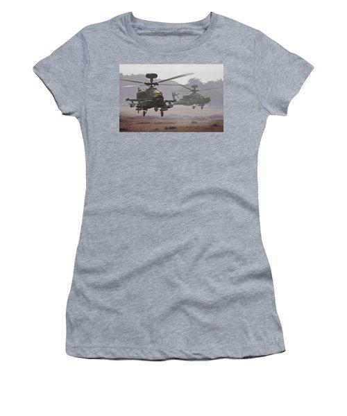 Waltz Of The Hunters Women's T-Shirt