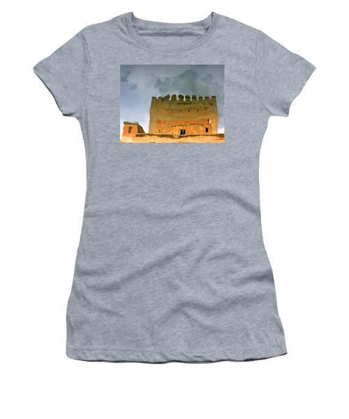 Watery Alhambra Women's T-Shirt (Athletic Fit)