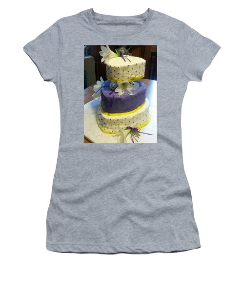 Wedding Cake For May Women's T-Shirt (Athletic Fit)