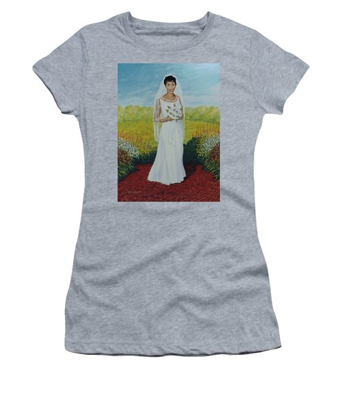 Wedding Day Women's T-Shirt (Athletic Fit)