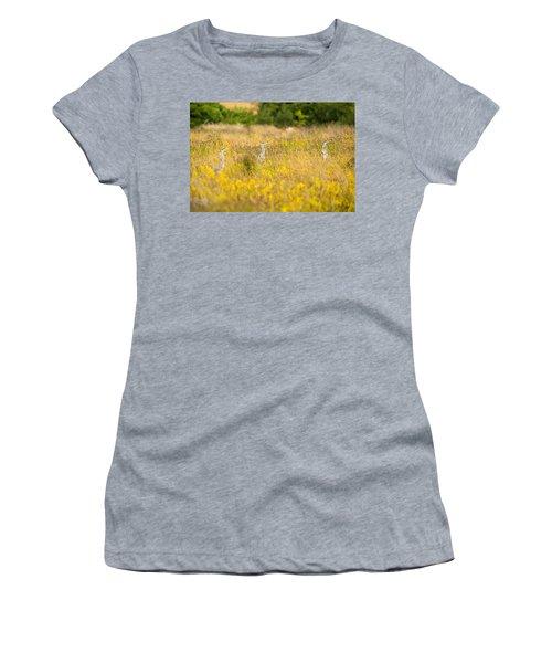 Where Are We Women's T-Shirt