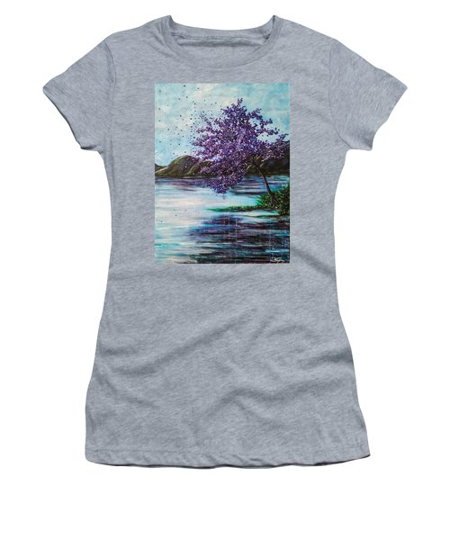 Whispers Of Wishes Women's T-Shirt