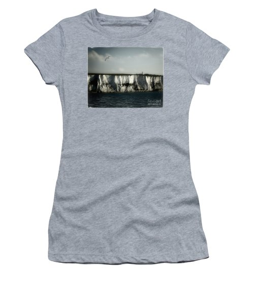 White Cliffs Of Dover Women's T-Shirt