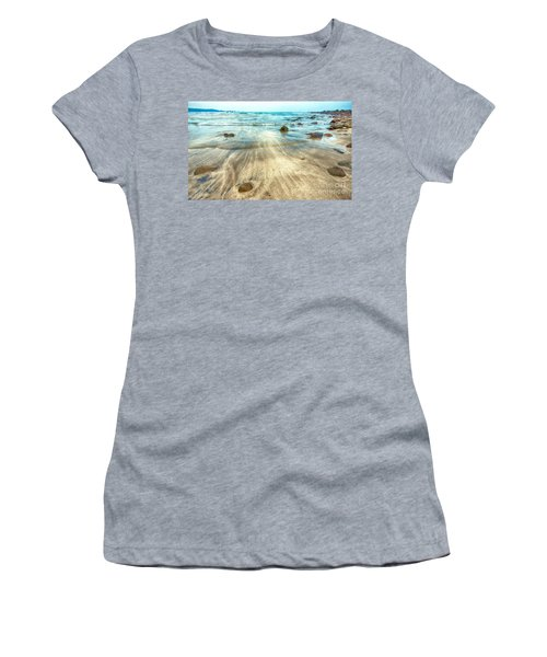 White Sand Beach Women's T-Shirt