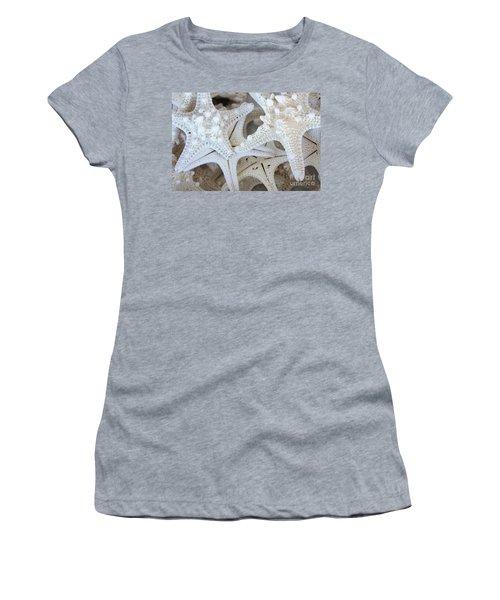White Starfish Women's T-Shirt
