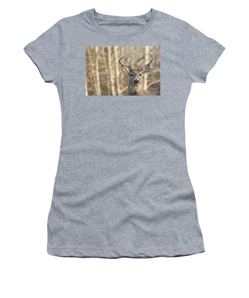 White-tailed Buck Women's T-Shirt