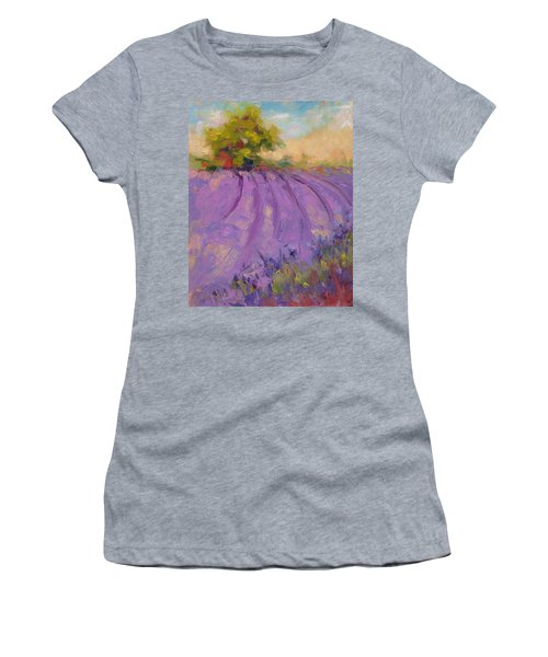 Wildrain Lavender Farm Women's T-Shirt