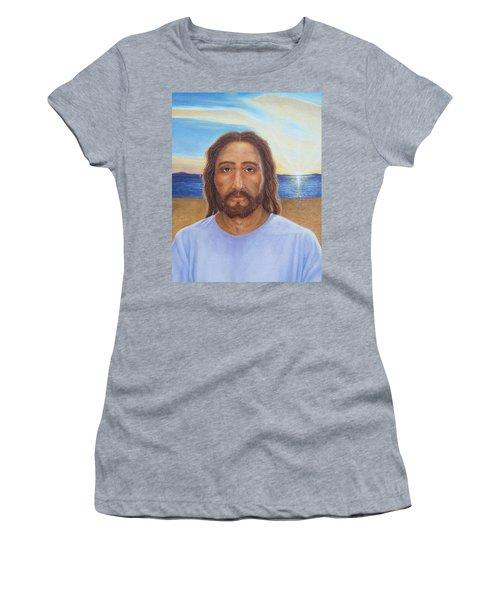 Will You Follow Me - Jesus Women's T-Shirt