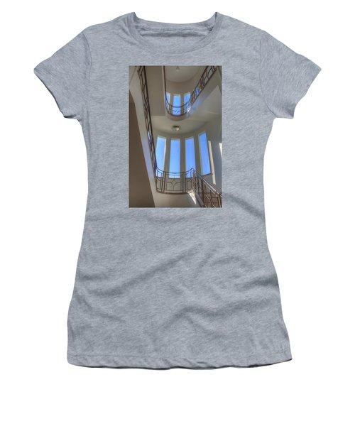 Windows From Below Women's T-Shirt