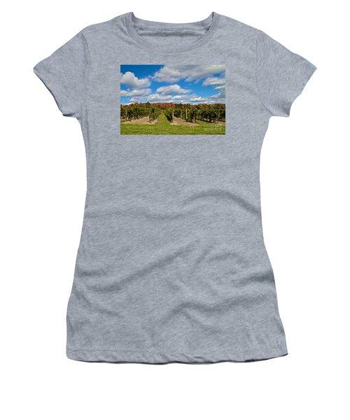 Wine In Waiting Women's T-Shirt