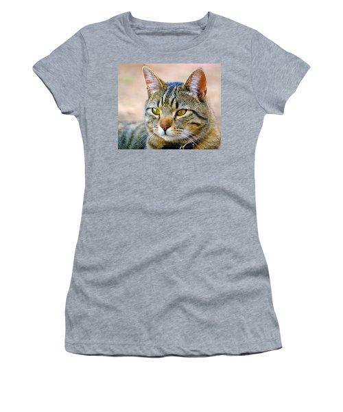 Winston 8 Women's T-Shirt (Athletic Fit)