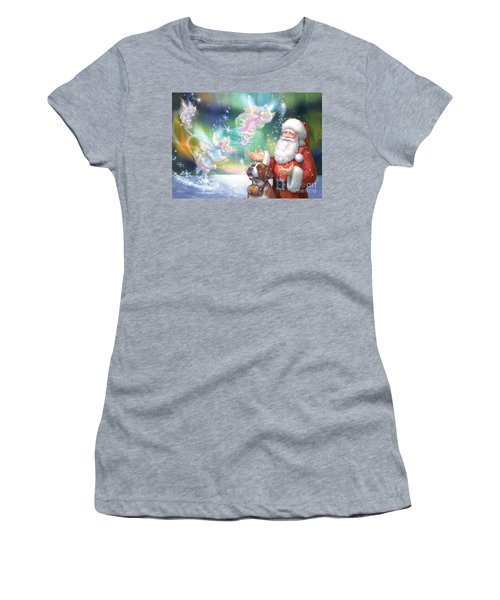 Winter Fairies Women's T-Shirt