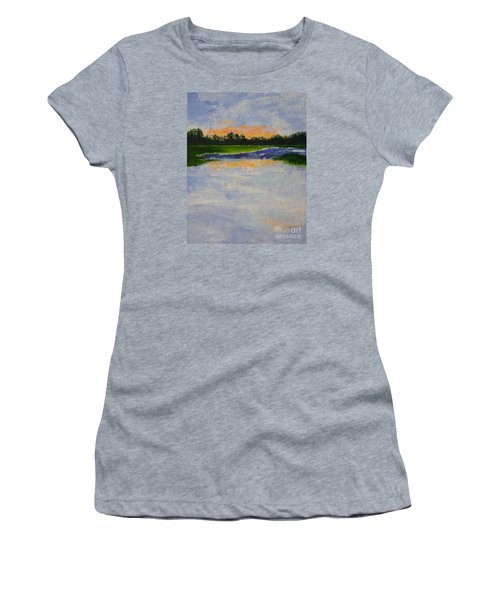 Winter Solstice Sunrise Women's T-Shirt