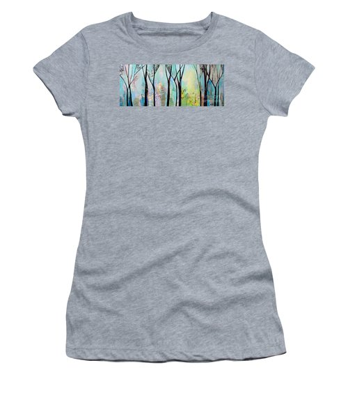 Winter Wanderings II Women's T-Shirt