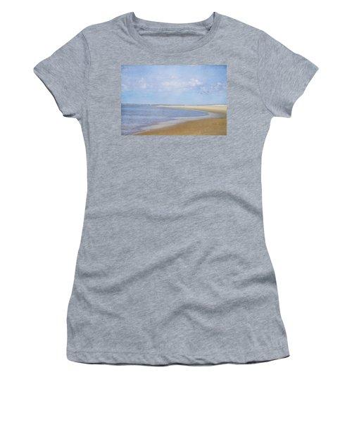 Wonderful World Women's T-Shirt (Athletic Fit)