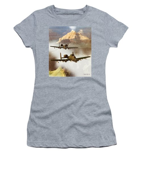 Wrath Of The Warthog Women's T-Shirt