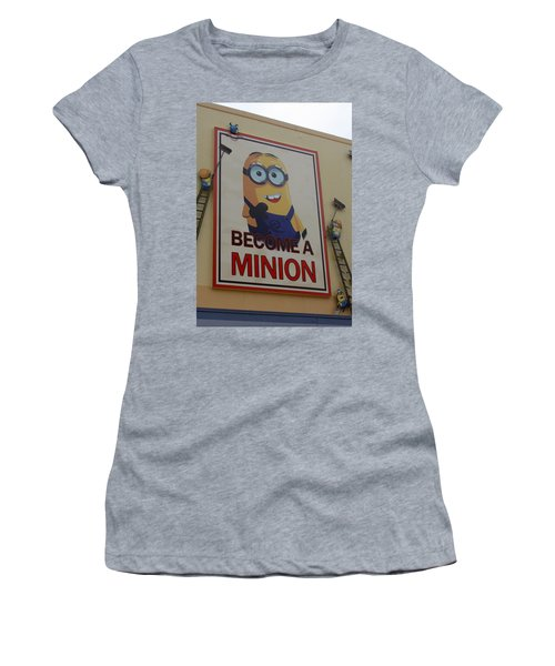 Year Of The Minions Women's T-Shirt (Athletic Fit)