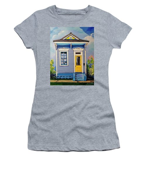 Yellow Door Shotgun  Women's T-Shirt