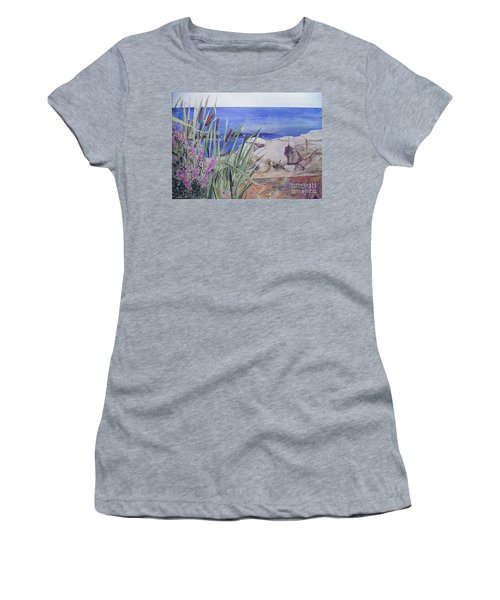 York Maine Women's T-Shirt (Junior Cut)
