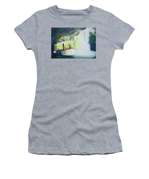 You're In De Nile Women's T-Shirt (Athletic Fit)