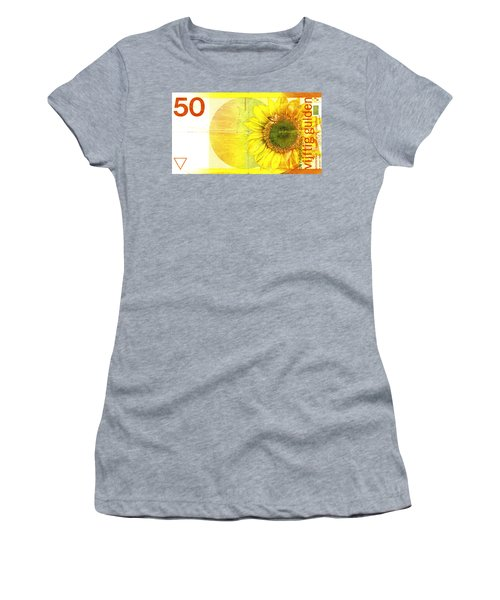 Zonnebloem Women's T-Shirt (Athletic Fit)