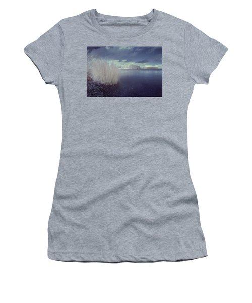 Infrared At Llyn Brenig Women's T-Shirt