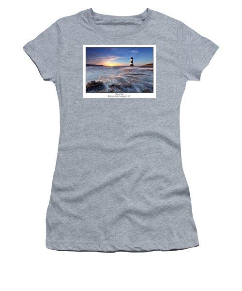 Penmon Point Lighthouse Women's T-Shirt