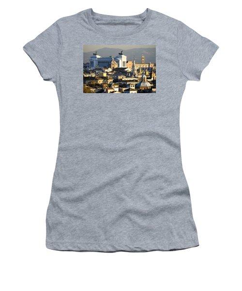 Rome's Rooftops Women's T-Shirt
