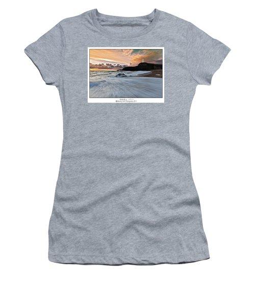 Llanddwyn Island Lighthouse Women's T-Shirt