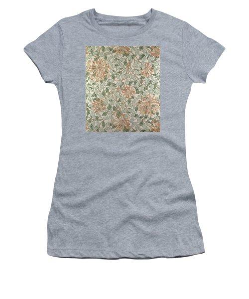 Honeysuckle Design Women's T-Shirt