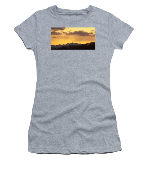 Mountain Sunset Women's T-Shirt