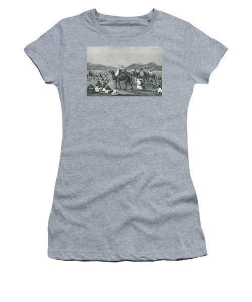 Desert Sandstorm, The Enemy Of Caravans Women's T-Shirt