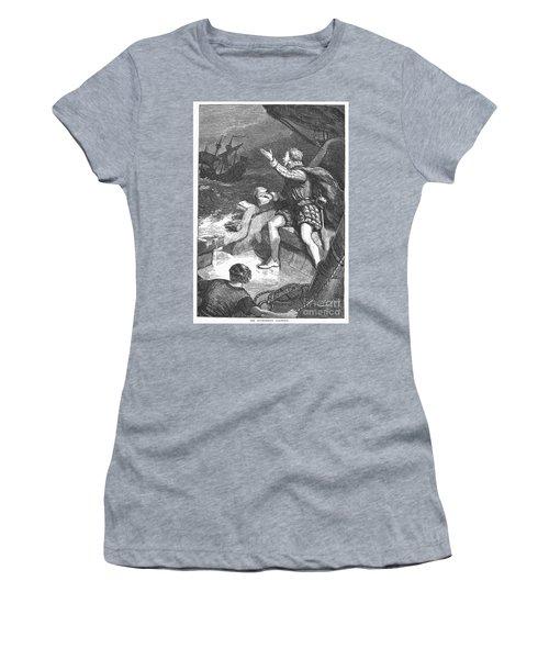 Sir Humphrey Gilbert Women's T-Shirt