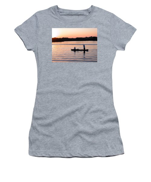 A Fisherman's Story Women's T-Shirt (Athletic Fit)