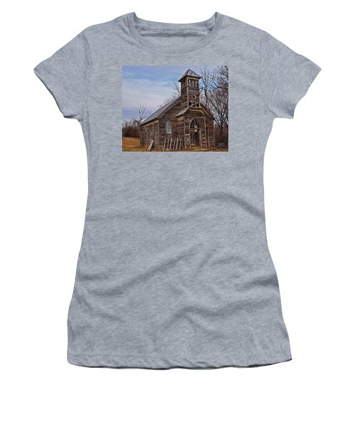 Abandoned Church Women's T-Shirt
