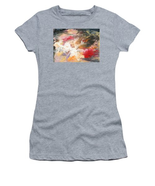 Abstract No 2 Women's T-Shirt (Athletic Fit)
