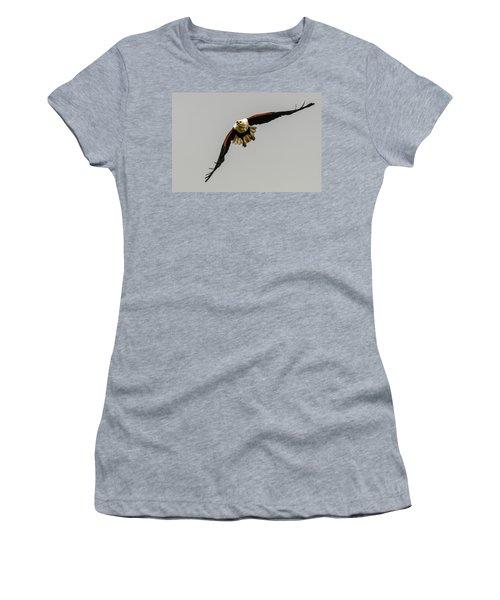 African Fish Eagle Women's T-Shirt