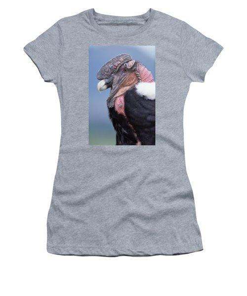 Andean Condor Vultur Gryphus Adult Male Women's T-Shirt (Athletic Fit)