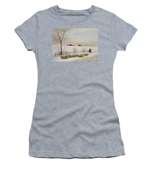 Another Hard Winter Women's T-Shirt