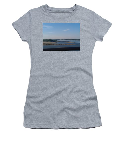 Arkansas Crossing Women's T-Shirt (Athletic Fit)